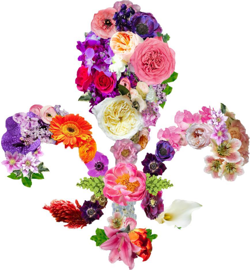 Fleur De Lis Floral Pa Custom Floral Design Special Events